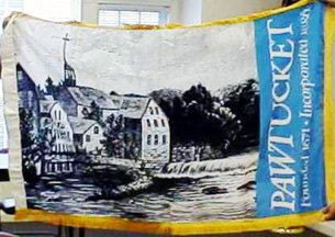 Alleged flag of Pawtucket