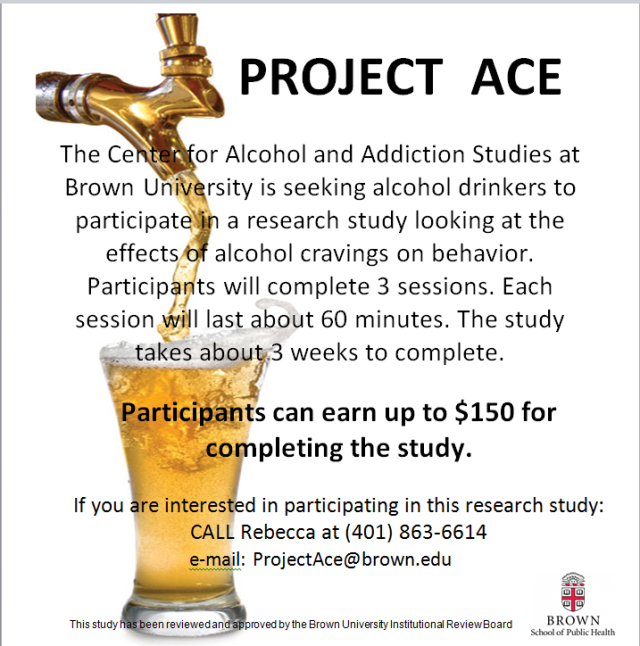 Project ACE flyer