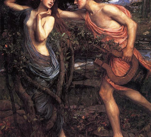 Daphne and Apollo