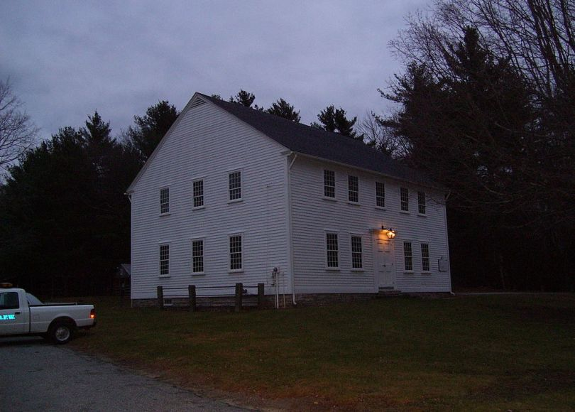 Foster Town Building
