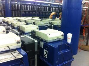 Voting machines (courtesy of John Marion)