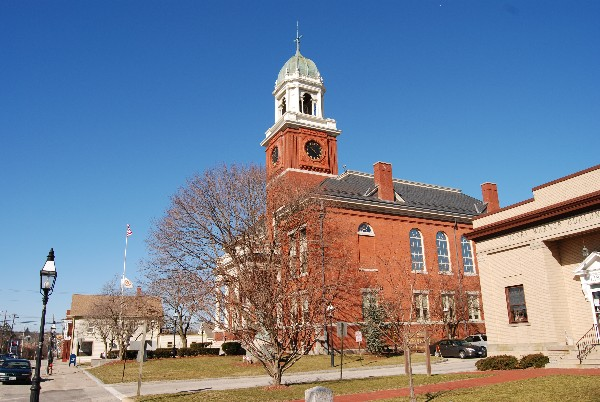 Warwick City Hall
