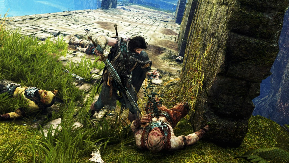 Middle-earth: Shadow of Mordor Is A Triumph of Politics at a Personal Level