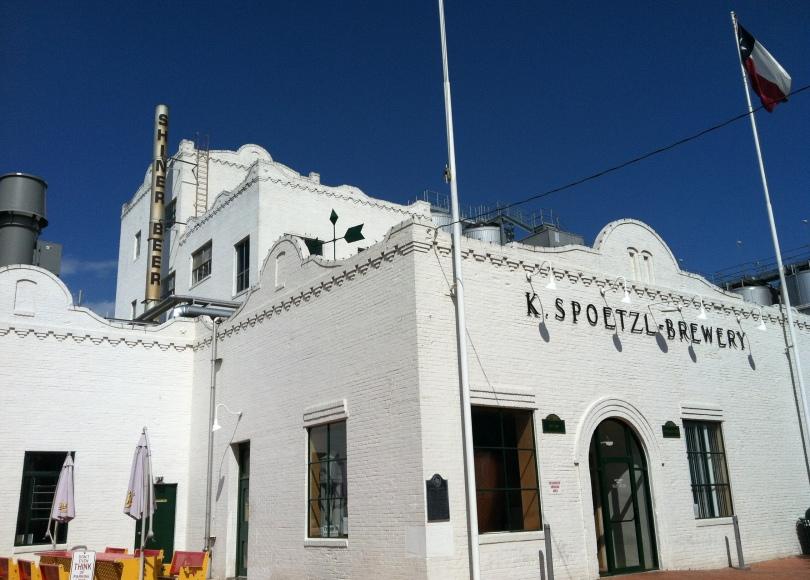 Spoetzl Brewery