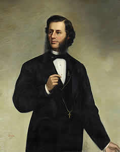 Mayor Thomas A. Doyle portrait