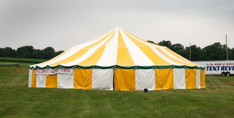 big tent image