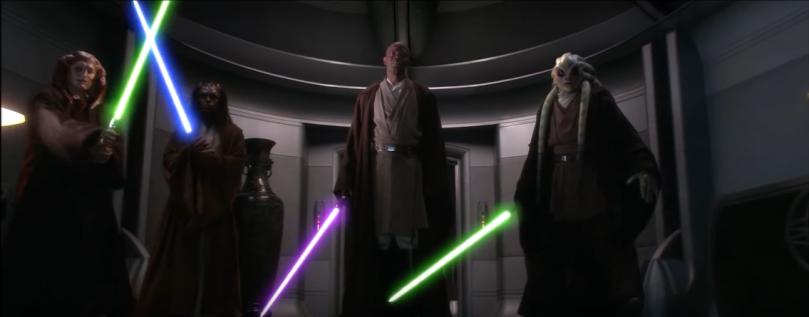 Jedi coup
