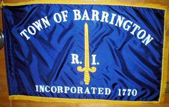 Barrington Flag