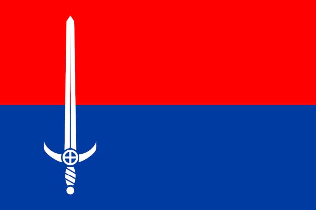 Flag of Barrington Take 1