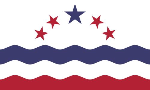 Flag of Bristol RWB Waves 3-5 300px