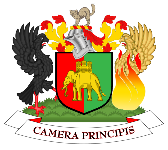 Arms of Coventry UK