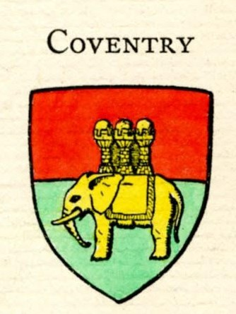 Coat of Arms of Coventry