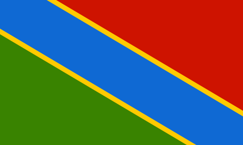 Coventry Geographical Flag