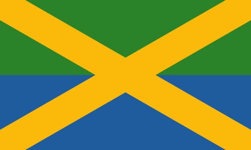Cross Mills Flag