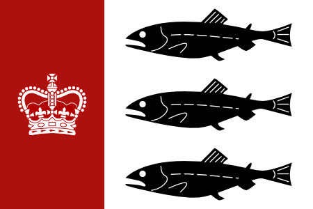 Crown and Fish