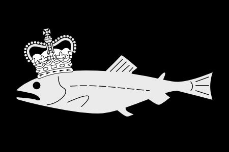 Crowned Fish Black