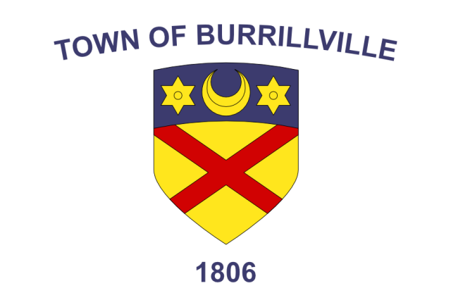 Existing Flag of Burrillville