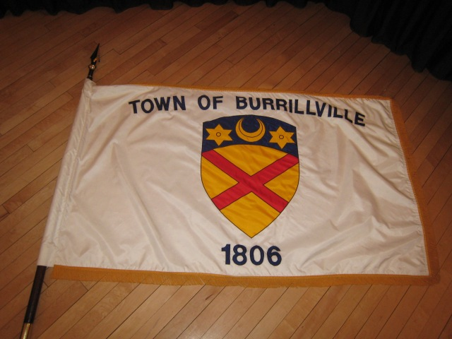Flag of Burillville
