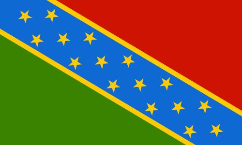 Flat River Star Flag