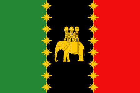 Tricolor Stars