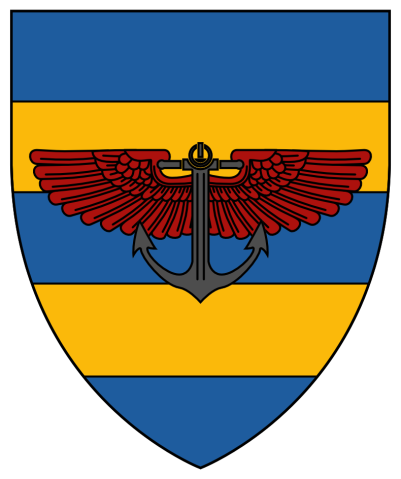 Winged Anchor Arms