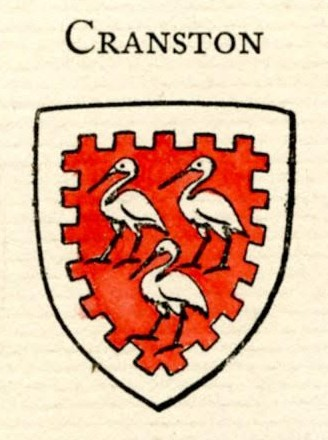 Coat of Arms of Cranston