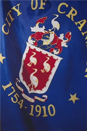 Cranston Flag