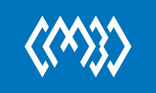 Cumberland Hills Flag - Diamonds
