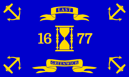 Current Flag of East Greenwich - Town Website