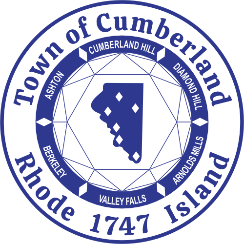 Vectorized Cumberland Town Seal 500px