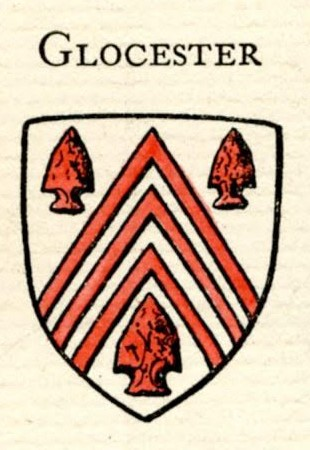 Coat of Arms of Glocester