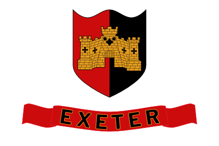 Current Flag of Exeter