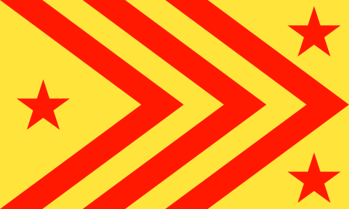 Glocester Flag American B
