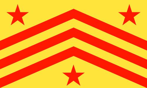 Glocester Flag American