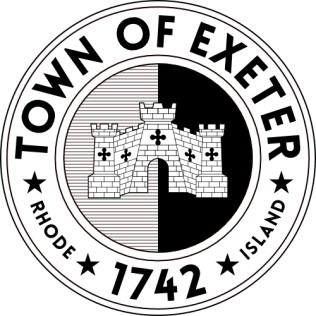 New Seal of Exeter B&W