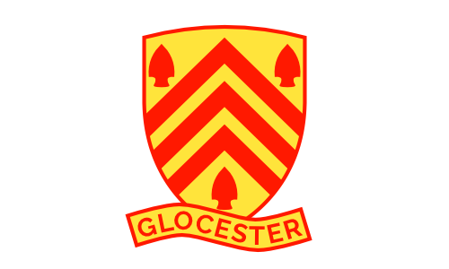 Possible Current Flag of Glocester